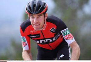 Brent Bookwalter of BMC Racing Team